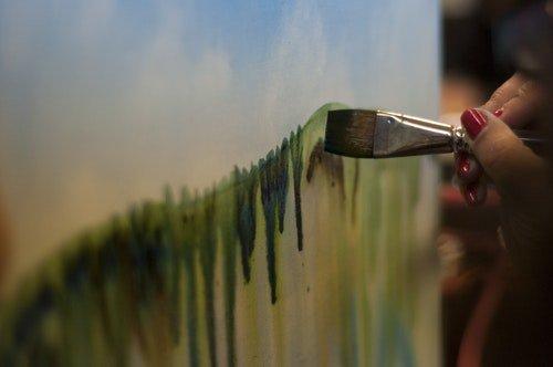 hand art